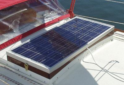 Solcellepanel billig